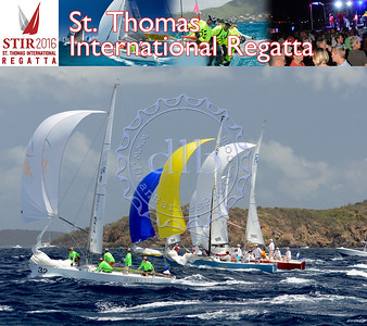 2016 - St. Thomas International Regatta