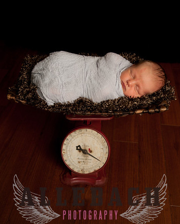 Aiden Newborn Photography