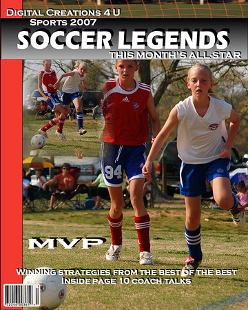 Liberty Pride Soccer 2007