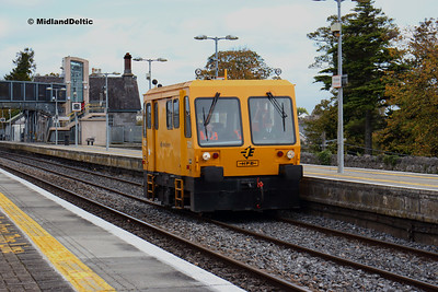 Portlaoise (Rail), 09-10-2018