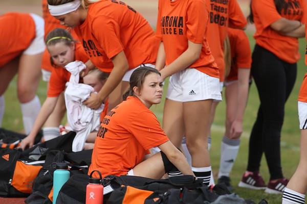 Varsity Girls Soccer vs Hamilton