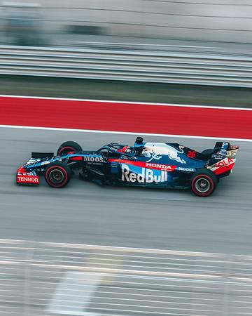 Formula 1 at COTA