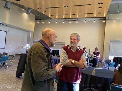 Jeff Noblett and Eric Leonard's Retirement Party