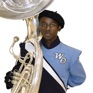 Marching Band Senior Portraits 2013-2014