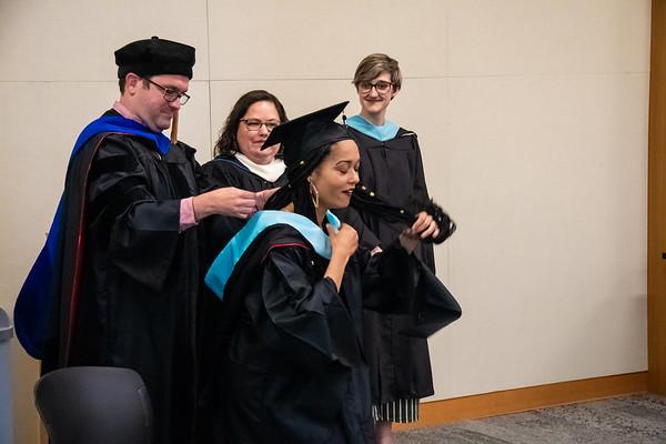 WOU Graduation, June 2019, Salem, OR