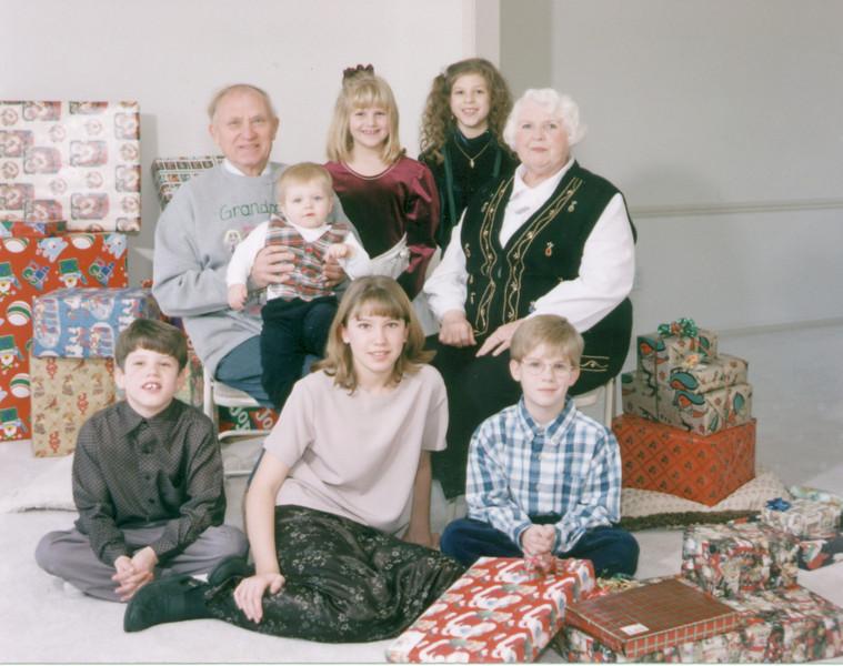 Grandchildren and Grandparents
