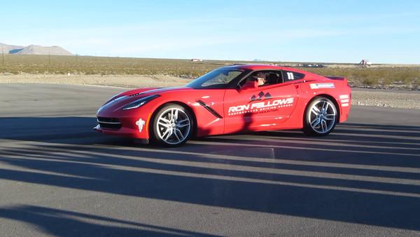 Corvette Racing School - Videos
