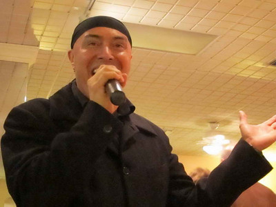 Maurice Lo Monaco at Naples Italian American Club