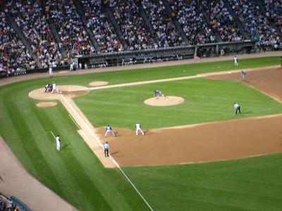 White Sox Game 8-16-06