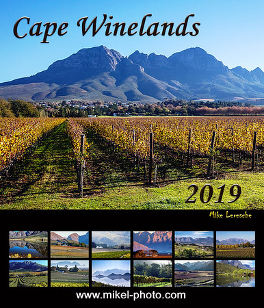 2019 - Cape Winelands