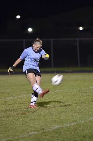 WMHS Girls Soccer vs. Liberty