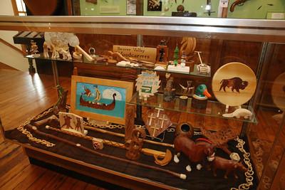 Beaver Museum Exhibits 2014