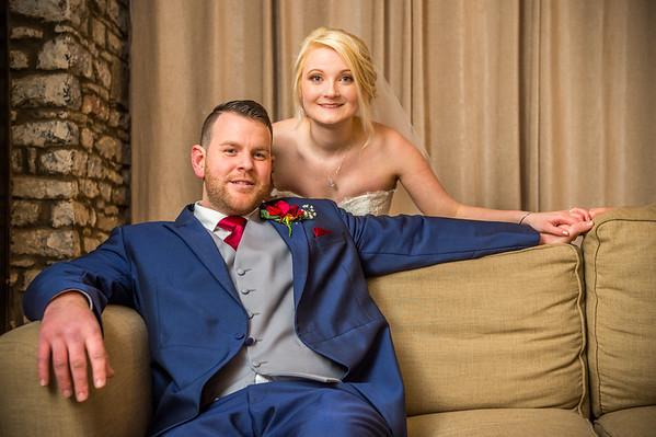 Katherine & David Wedding