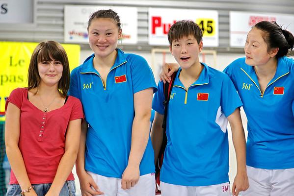 Handball Fleury/Chine - photos Emma CM