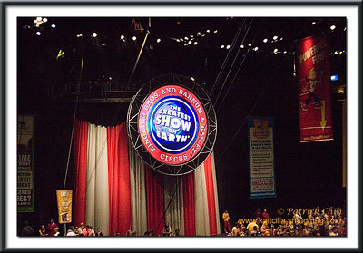 Ringling Brothers Circus - Staples Center, Los Angeles - July 2006