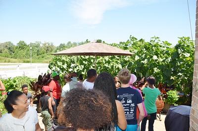 2016 TMC Community Garden Project