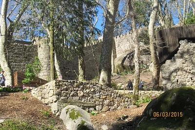 Castle of the Moors, Sintra [Vivienne]