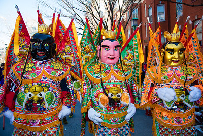 Chinese New Year Parade DC (2016)