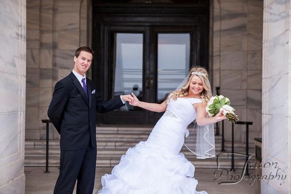 Vitaliy & Mila Married