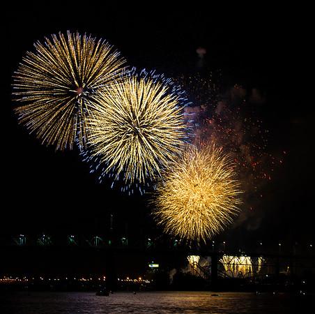 Fireworks Finale 2015