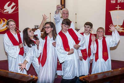 Confirmations & Baptisms