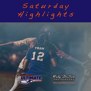 Saturday Highlights