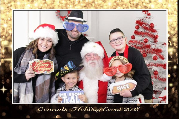 Conrail's Holiday Party 12/16/18