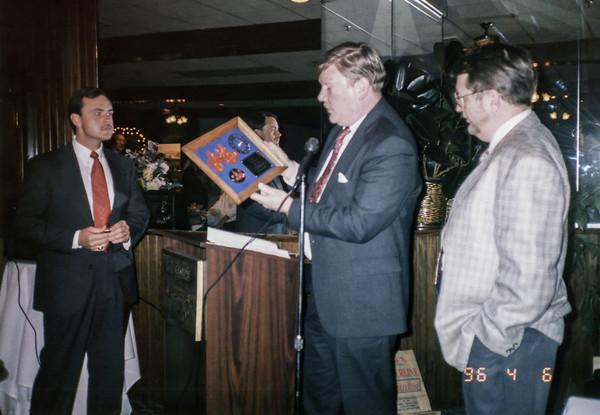 Members Night 1996