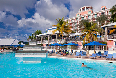 Marriott's Frenchman's Cove Resort, St. Thomas, US Virgin Islands