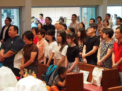 Baptism - 14 Aug 2016
