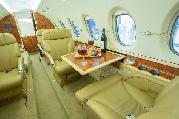 Hawker 800 N79TS Interior (High Res)