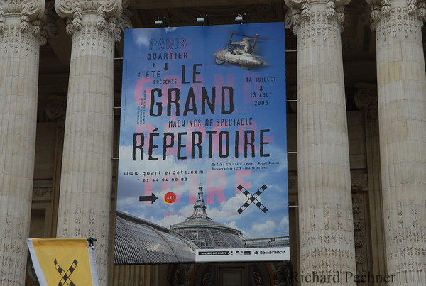 "Le Grand Repertoire, ""Machines De Spectacle"""