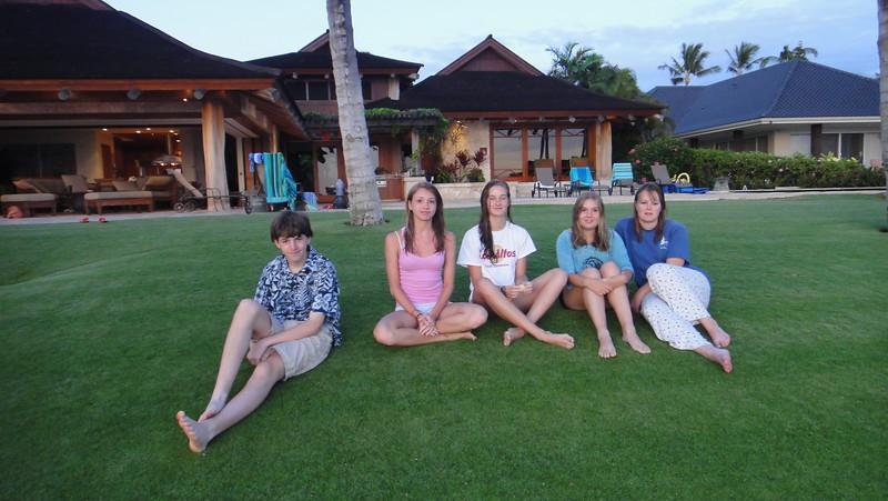 2011-08-10-0003-Maui with Hahns-Hale Ohia-Jeremy-Elena Beaulieu-Elaine-Audrey-Jenni Cooper.JPG