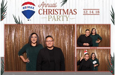 Remax Holiday Party