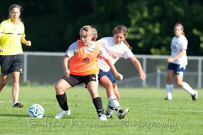 2011 PHS Soccer Blue White Game