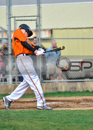 2014-3-15 Blaine HS Baseball at Whidbey Island