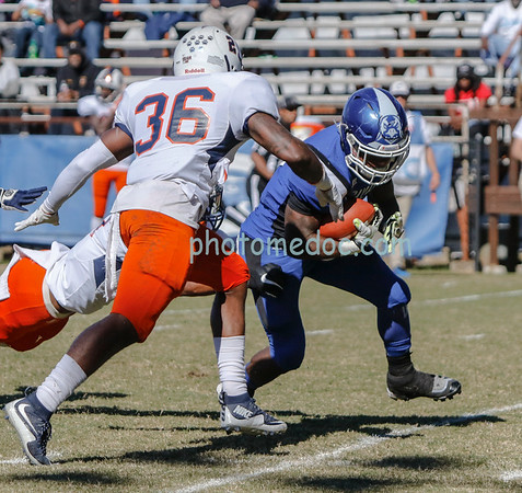 Chowan vs Lincoln  Football Family and Friend day