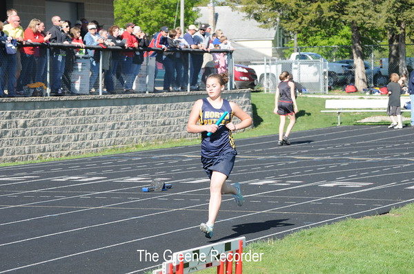 Track MS Conference Meet
