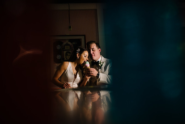 Ashley + Matt I Nemacolin Resort