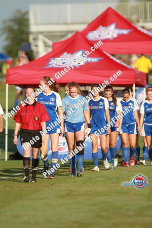Girls 15U - SC Del Sol vs WCUSC Eagles