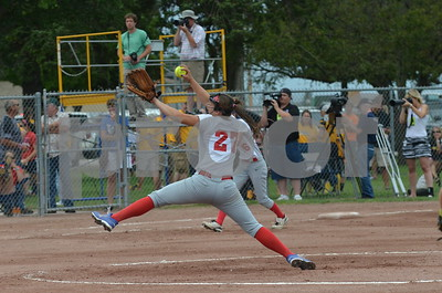 2A State Softball - Earlham vs Woodbury Central