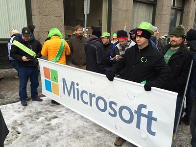 2014 Microsoft Parade