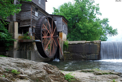 The Old Mill - Pigeon Forge, TN (May 2010)
