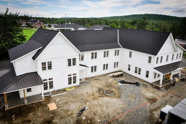 McCusker Hall Construction Update