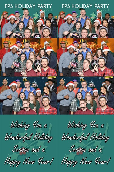 FPS Holiday Party 2018