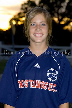 91 Girls - 2006-2007 Team Photos