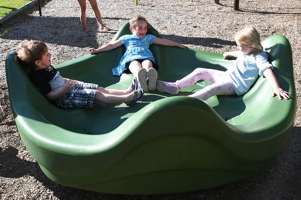 Playground at Windsor Lake
