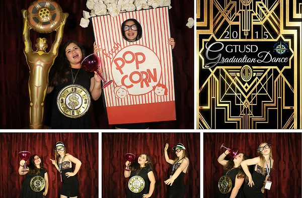 GTUSD Graduation Dance 2015 - Photo Strips