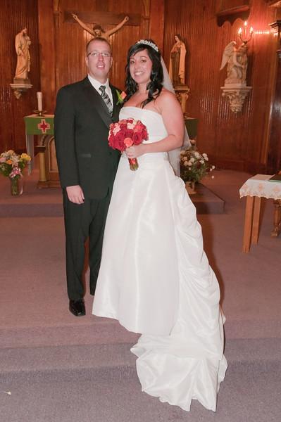 April and Jason 2009