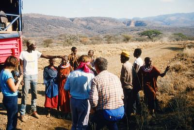Tanzanie 1986